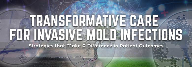 Transformative Care for Invasive Mold Infections: Case I: Mediastinal Mass Post Lung Transplant